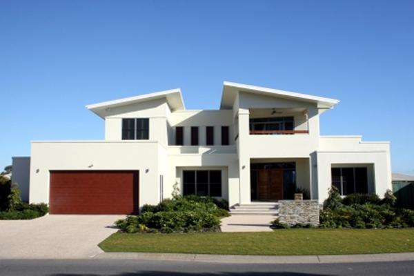 Grande maison neuve individuelle